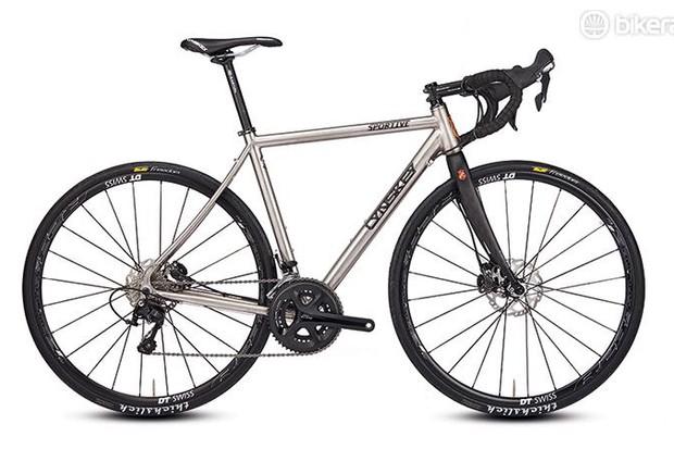 Lynskey's Sportive Disc road bike