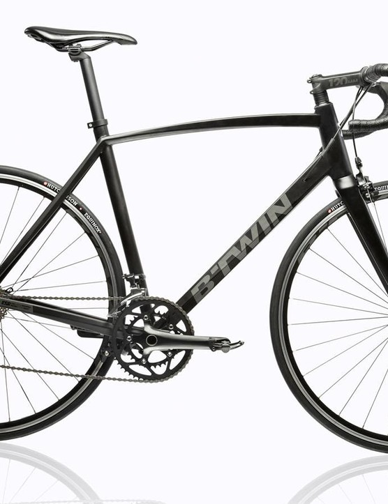 BTwin's Alur 700 road bike is an exceedingly tasty bargain, whichever spec you end up with