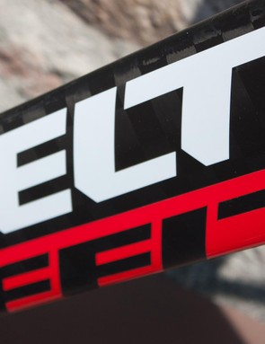 Felt's new logo will filter through the brand's road range as the living line is slowly updated