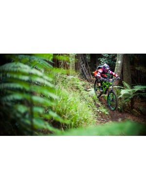 Unlike XC racing where your entry might get you two or three hours on the bike tops, or DH where you might manage a whole 15 minutes, you'll likely see more than six hours out on the trails