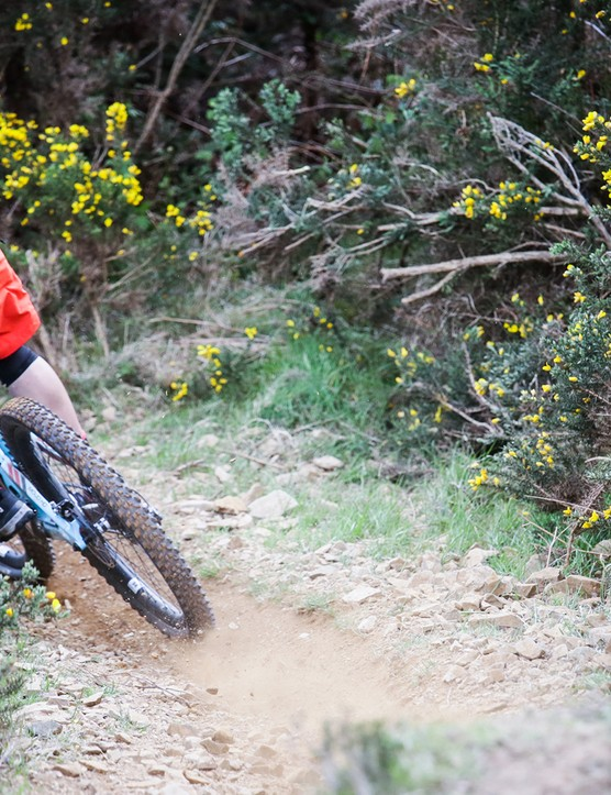 One of the real beauties of enduro is that everyone races the same course – from first timers through to the top pros