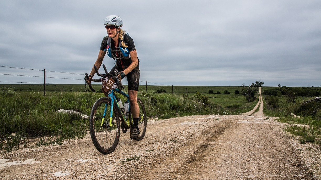 """Dirty Kanza 200 was celebrating its """"Decade of Dirty"""" this year, and the race lived up to the moniker. I was happy to finish second"""