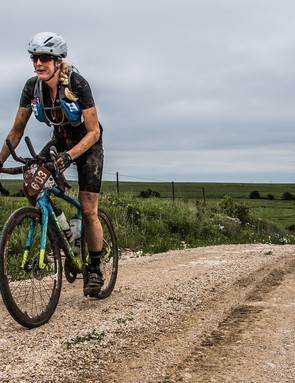 Dirty Kanza 200 was celebrating its