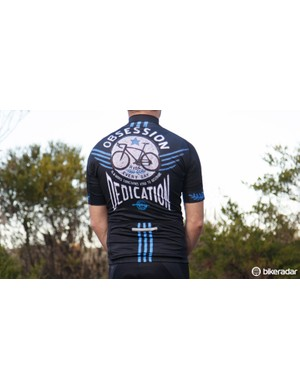 Cycology has brought its hand-drawn designs to performance wear. The low asking price doesn't do the quality any justice