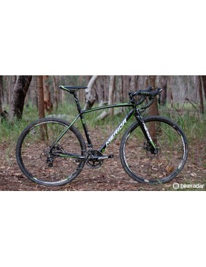 Subtle at first, the 2015 Merida Cyclo Cross 500 is impressive value once you get up close to the frame and fork