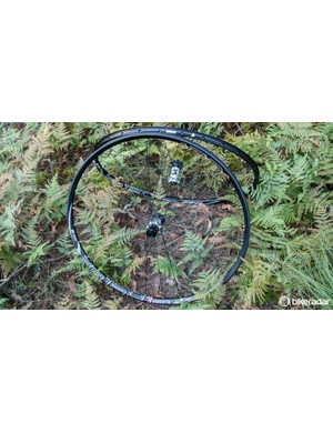 Built for racing, the DT Swiss XR 1501 Spline One wheels will find their way onto our long-term XC race rig once we've got more time on the XTR M9000 hoops
