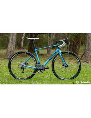 The 2016 Giant Defy 1 Disc - there's little doubt that this will be a hugely popular seller