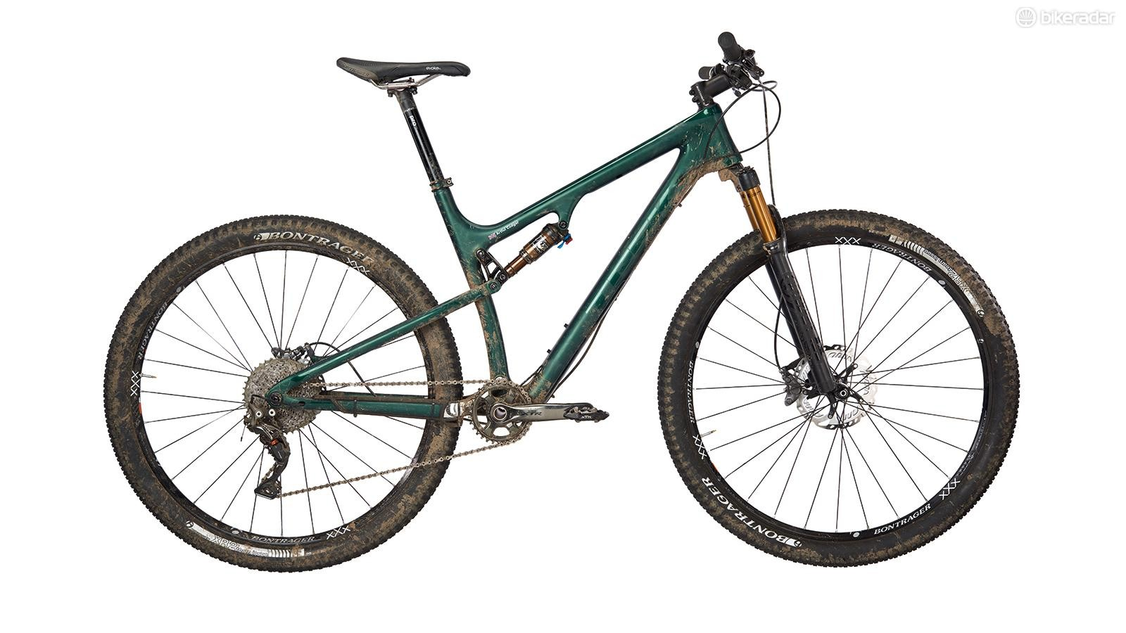 We picked a 'Rainforest Vapor Coat' for our Project One Superfly. Looks nice, anyhow
