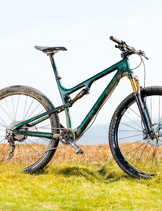 Trek's Superfly 9.9 SL XTR Project One is a mouthwatering prospect