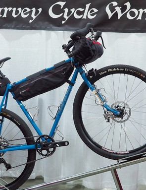 Custom bike builders are able to address niches that mainstream companies simply can't justify