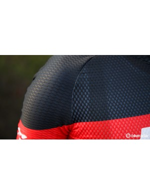 The Silver summer jersey is similar to some premium brand race options. It's a thin material, and with this, sun protection needs to be considered