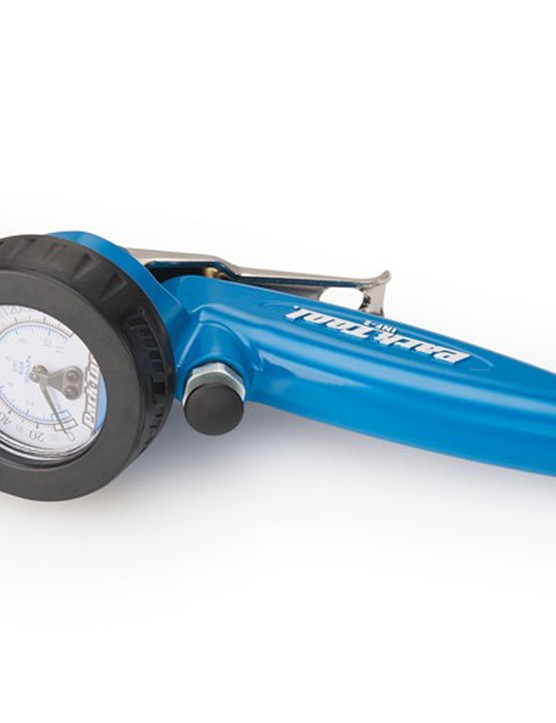 The Park Tool INF-2 Shop Inflator is designed for daily workshop use