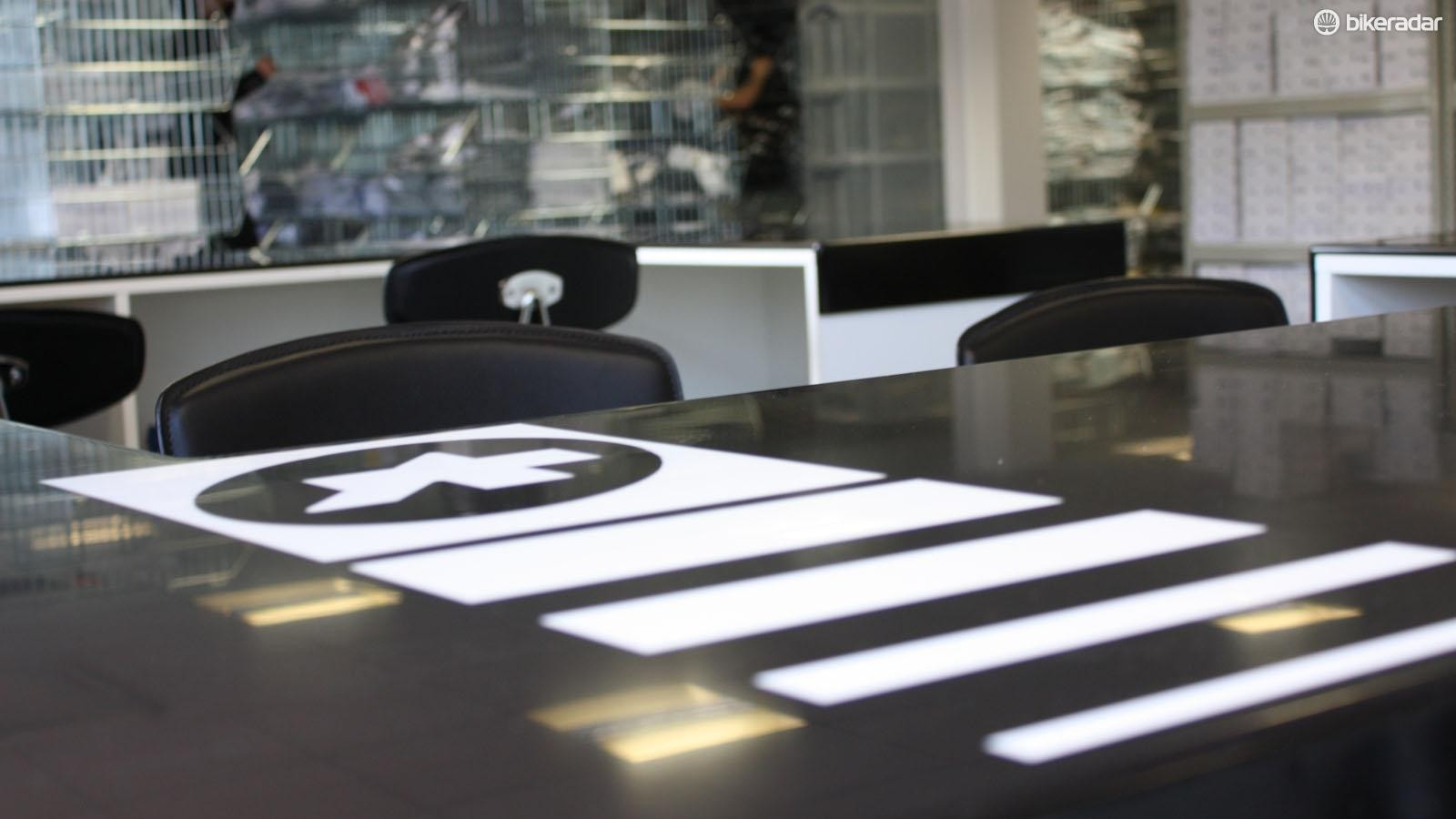 Assos's factory outlet is a place to get roadies drooling