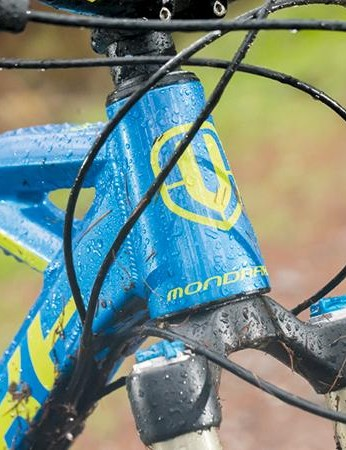 Mondraker's Forward Geometry is much admired