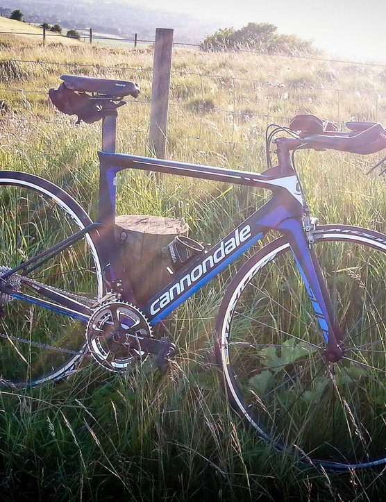 The Cannondale Slice is an extremely accomplished climber