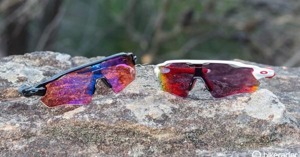59fa3e863deeb Oakley Radar EV Path Prizm sunglasses - BikeRadar