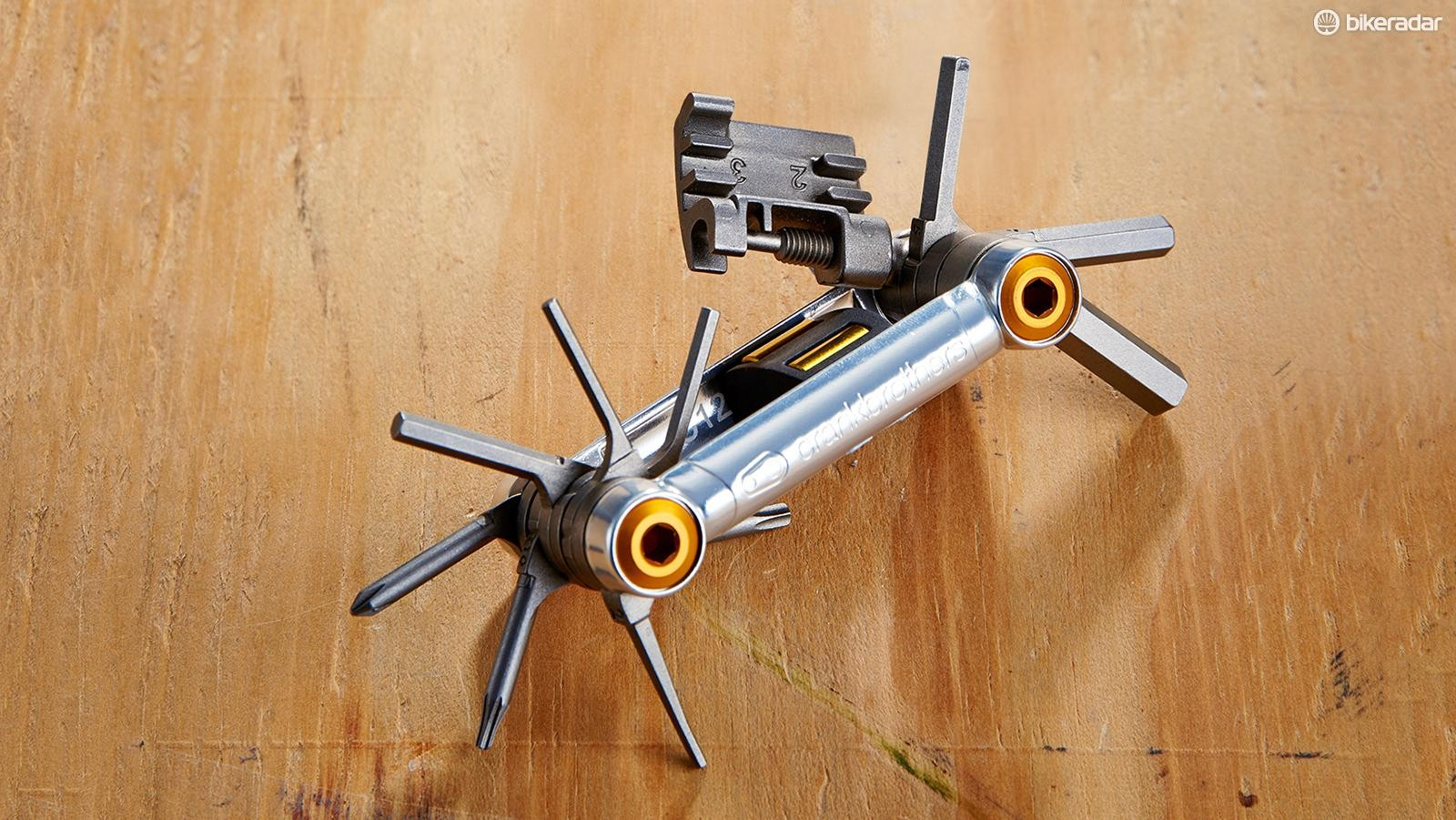 Crankbrothers Pica+ multi-tool