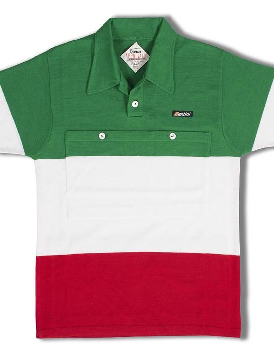 Eroica Italia jersey (£120 / €150)