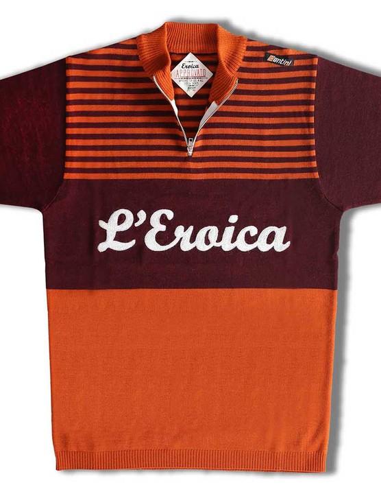 The Gaiole in Chianti jersey (£100 / €130)