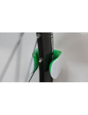Clug wall-mounted bike holders