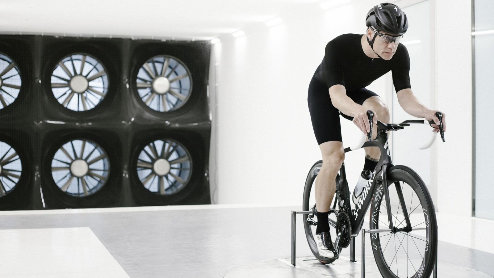 To showcase the Venge ViAS, Specialized invited a few journalists into the company's wind tunnel