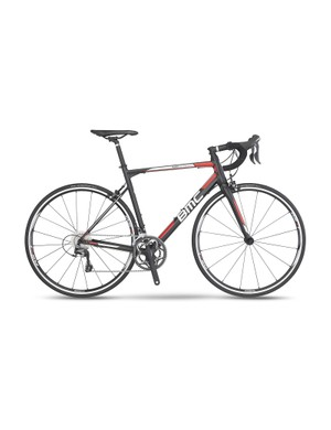 The flagship ALR01 build features Ultegra shifters and derailleurs, and non-series Shimano cranks, brakes and wheels