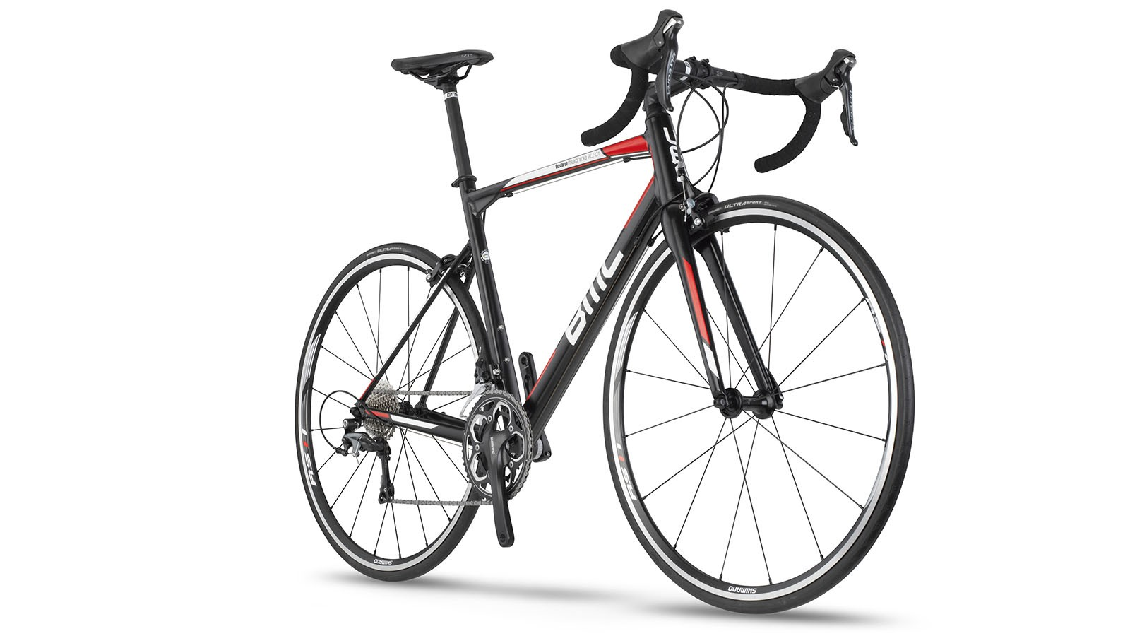 The BMC ALR01 shares much of its DNA with the carbon SLR series