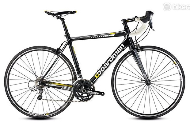 Boardman's Team Carbon –king of the 'bike to work' bracket?