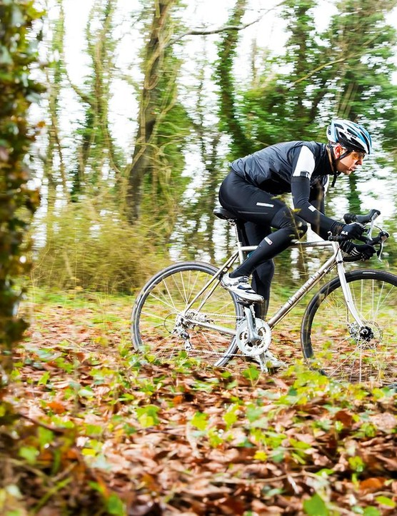 Don't keep off the grass. Bianchi's fox will take you anywhere