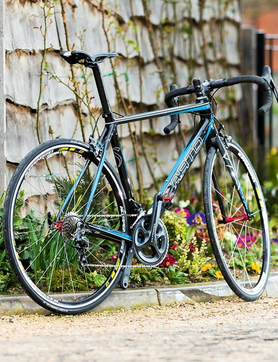 Sarto is one of the very few manufacturers custom building carbon frames in Europe – but a bespoke bike won't be cheap