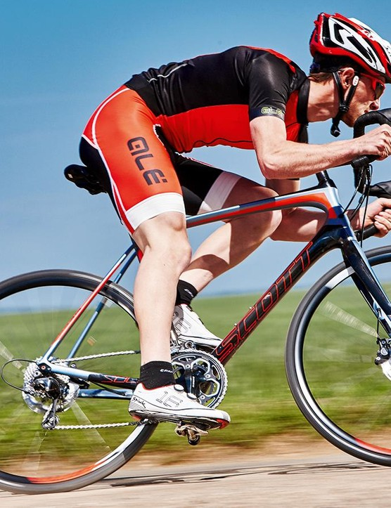 Scott's Solace 15 Disc is the finest incarnation of the bike to date