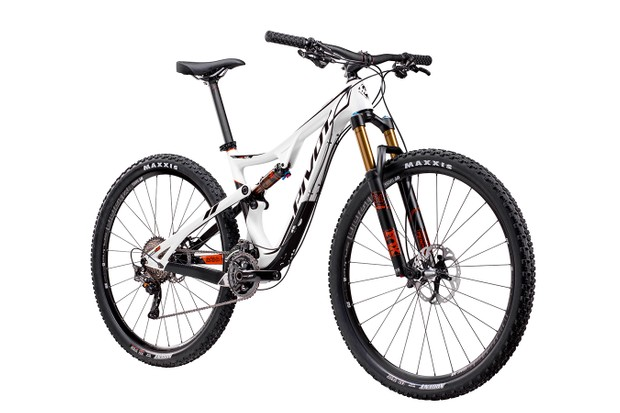 The new Mach 429 Trail is slacker with slightly more travel than its predecessors