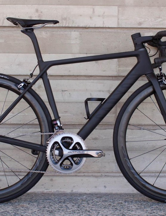 The new Canyon Ultimate CF SLX