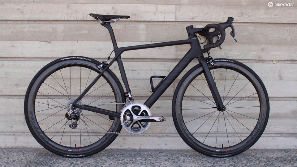 6e0fb45a976 Canyon Ultimate CF SLX – first ride review review. Pro-level lightweight  frame gets aero features