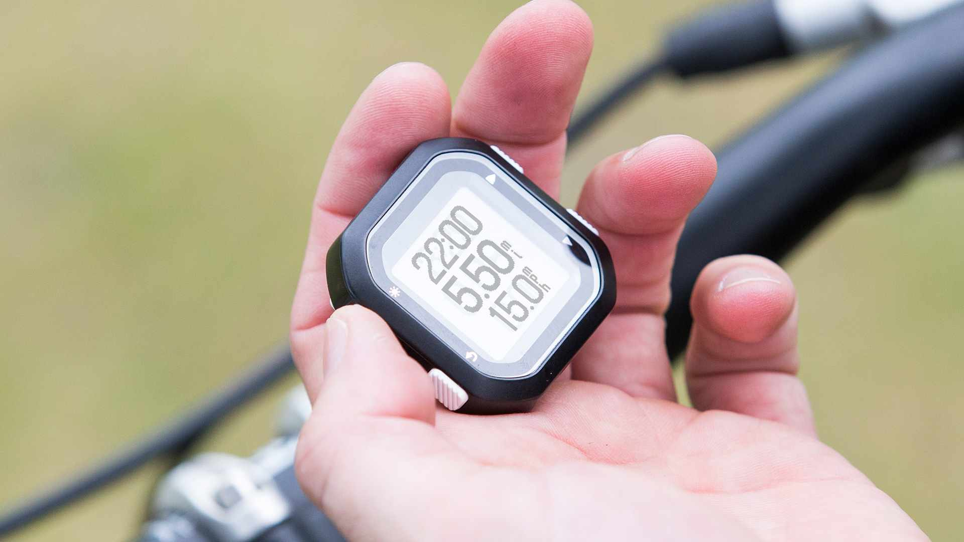 Garmin Edge 25 – the world's smallest GPS bike computer