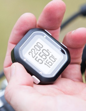 Garmin Edge 25 – the world's smallest GPS bike computer