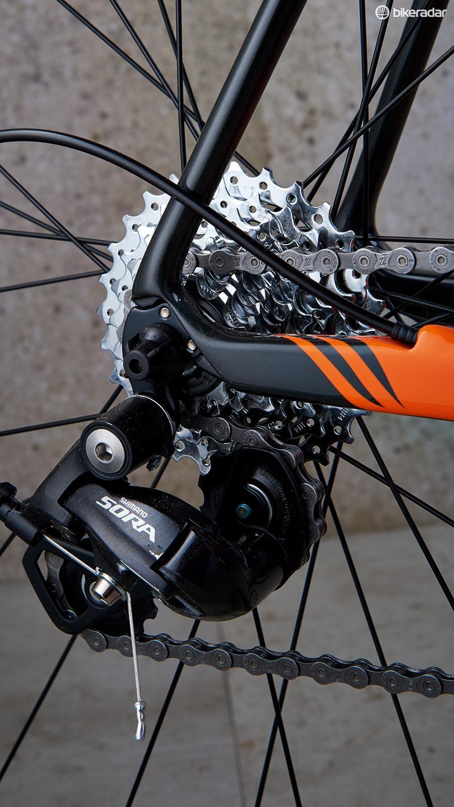 Raleigh Criterium Elite - BikeRadar