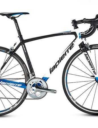 Lapierre's Sensium 100 CP road bike is a stylish ride