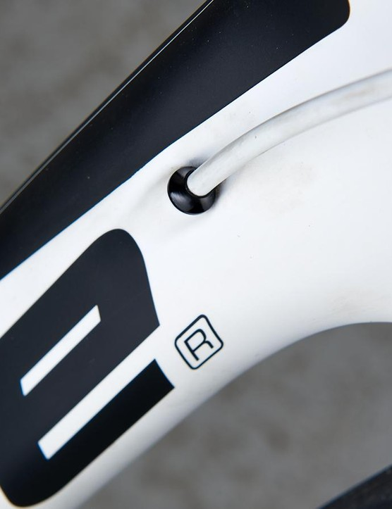 …even if, like Lapierre's Sensium, it is very well finished and Di2-ready