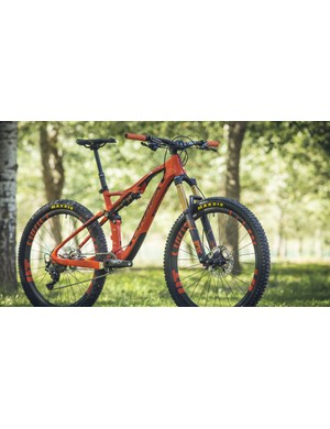 Orbea's 140mm travel Occam AM