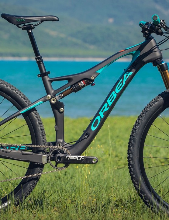 The 120mm Travel Occam TR 29er
