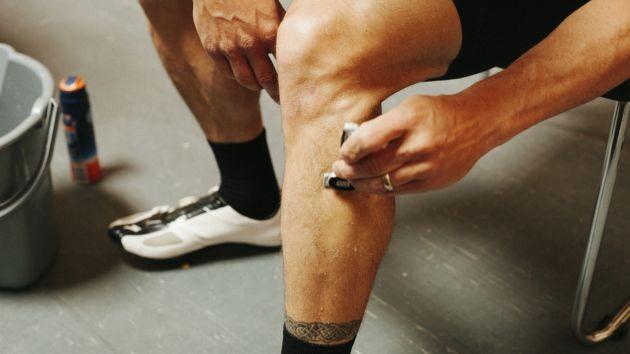 The essential guide to shaving your legs - BikeRadar