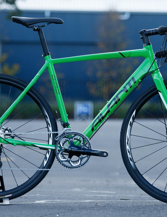 Introduced last year, the Avanti Giro AR range continues with few changes. This bike fits well with modern adventure racing, allowing you to go just about anywhere, do your daily commuting and even race a little cyclocross