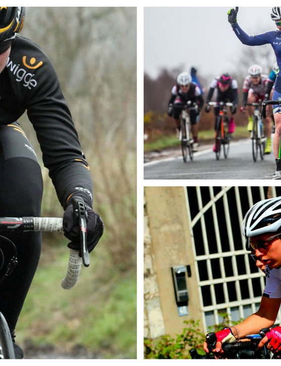 Train smart and ride better with training tips from some of the top female pros