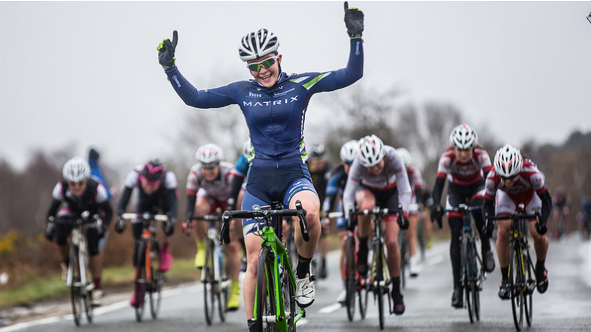 Lucy Shaw advises mixing up your training rides to keep them fun
