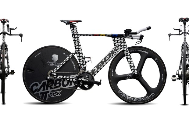 The Look 796 will be seen at this year's Tour de France