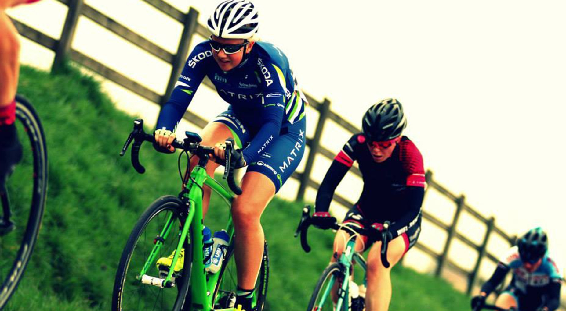 Don't avoid hills — seek them out if you want to become a better climber and all-round cyclist