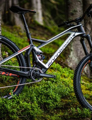 We think the base R model is the pick of the bunch, with RockShox Pike fork, Monarch Plus shock and a 1x11spd Shimano XT drivetrain for £4699 and a 13.25kg weight