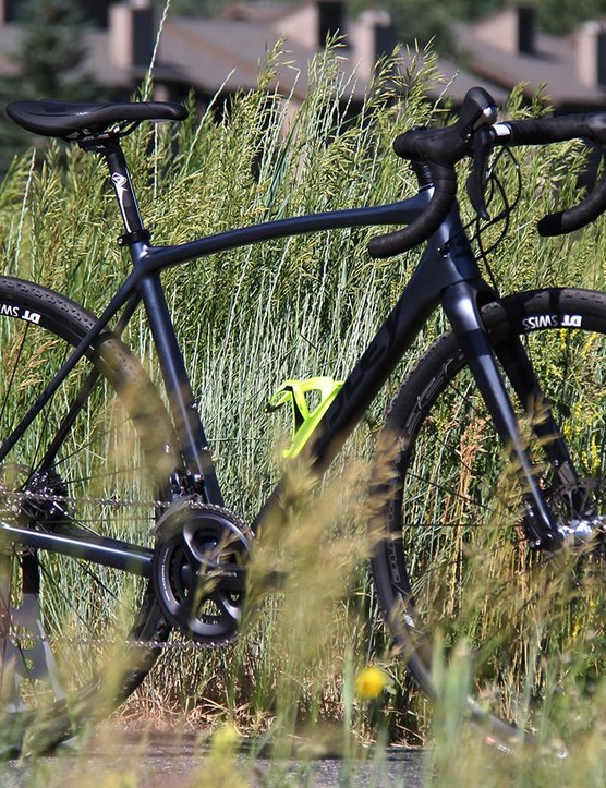 Ridley has a new all-road/gravel bike in development