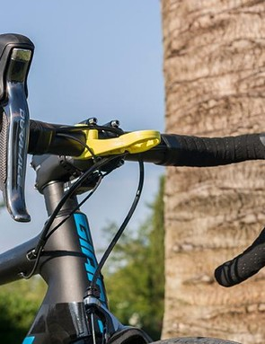 Dura-Ace levers: looking good
